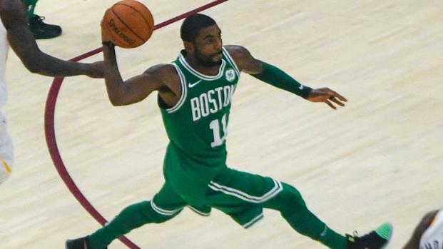 NBA : Boston domine nettement Cleveland