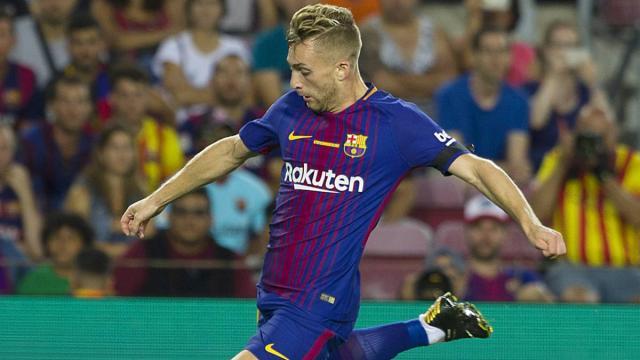 Barça: ¡El suplente Deulofeu marea la ventana de transferencia!