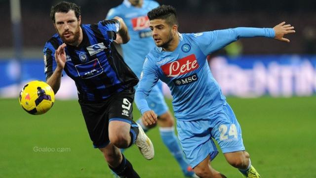 Copa italiana, Atalanta elimina Napoli