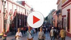 Oaxaca, la capital del sur explota el año nuevo