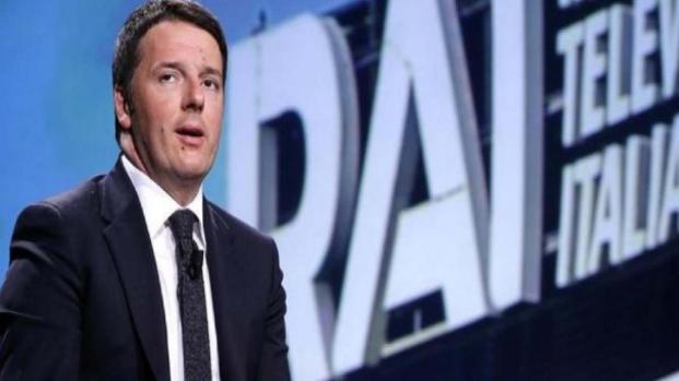 Matteo Renzi: 'Abolire Canone Rai', bufera sull'indiscrezione