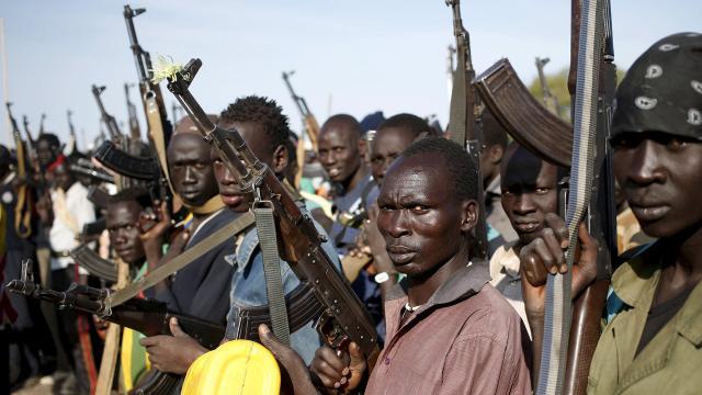Como líderes de la comunidad de Sudán del Sur tenemos que enseñar a los jóvenes