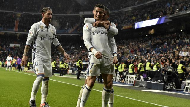Real Madrid: 12 partidos antes del PSG en la Champions League