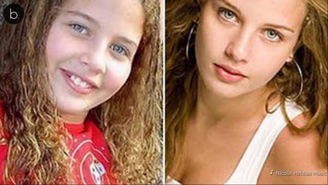 Assista: Atrizes não tão atraentes na infância que cresceram e ficaram lindas