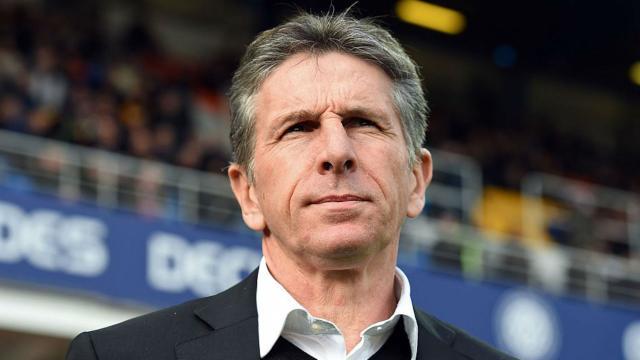 Claude Puel asegura que la estrella de Leicester, Mahrez, está feliz