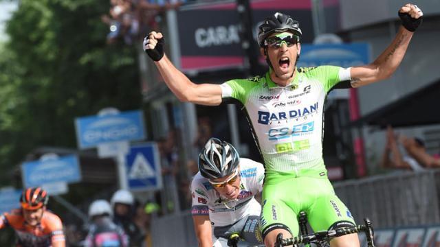 Ciclismo: de la victoria del Giro d'Italia al contrato roto