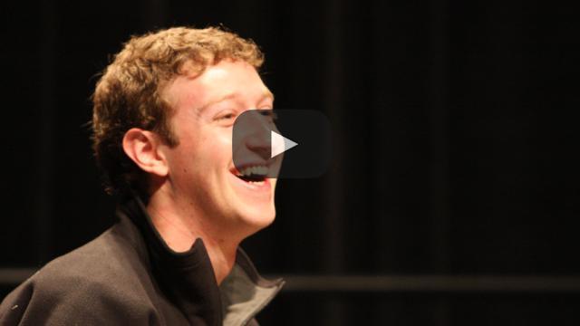 Mark Zuckerberg promete