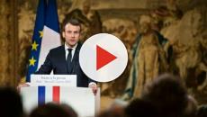 Emmanuel Macron se lance dans la lutte contre les