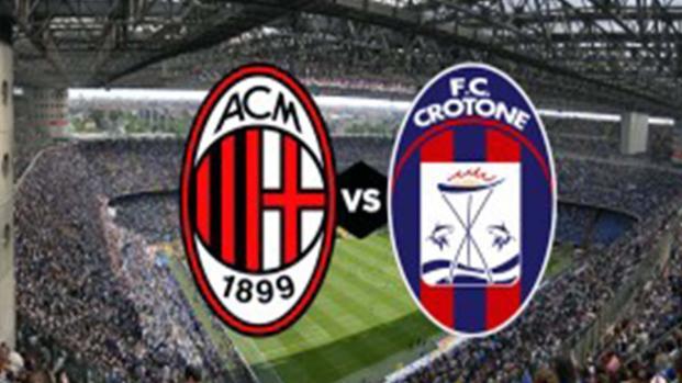 Live BN: Serie A segui in diretta da San Siro Milan - Crotone (dalle 15:00)