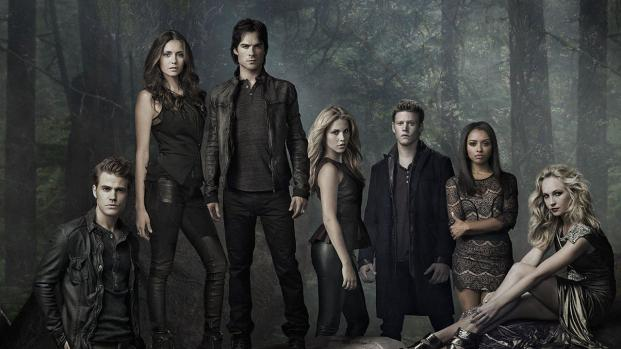 "Vídeo: curiosidades de ""The Vampire Diaries"""