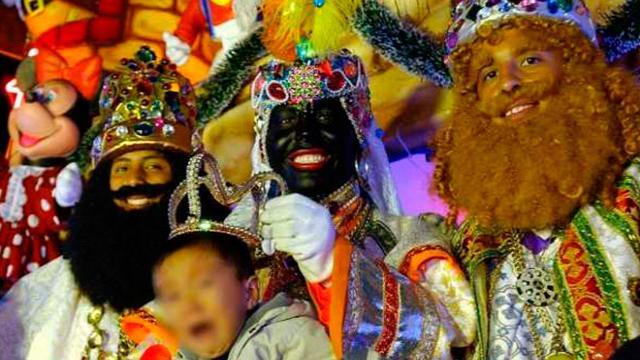 Llegaron los Santos Reyes a México
