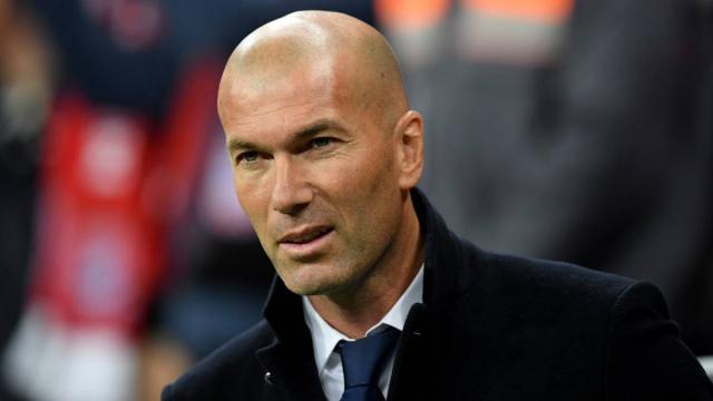 Zidane: ¡No necesito otro portero!