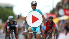 Ciclismo: Vincenzo Nibali, primeras palabras de retiros
