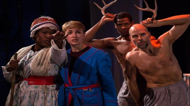 Blessed Unrest theater group presents a new rendition of 'The Snow Queen'
