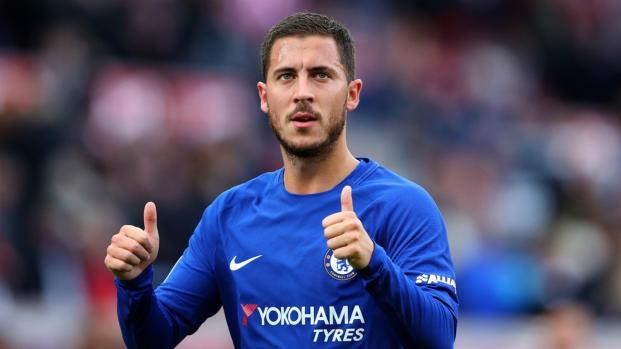 Mercato: Entre Chelsea et le Real Madrid, Hazard a choisi!