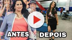 Vídeo: 8 famosos que emagreceram e se tornaram irreconhecíveis.