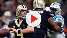 Los Saints de Brees, sobreviven con defensiva 31-26 vs unos aguerridos Panthers
