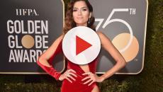 Vídeo: atriz fura protesto no Globo de Ouro