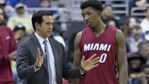 NBA : Miami vient à bout du Jazz, avec un finish royal !