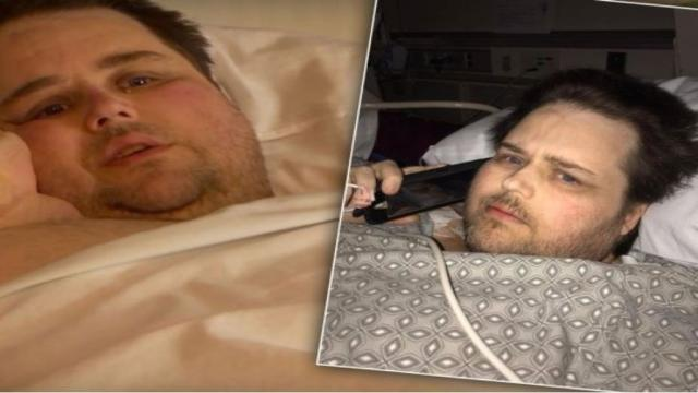 'My 600-lb Life' James King near death in ICU after diet, weight loss fail