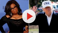 Donald Trump responds to potential Oprah 2020 run for president, Twitter erupts