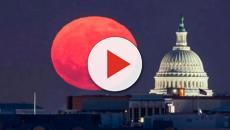 La Súper Luna de Sangre Azul se verá este 31 de enero