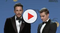 Golden Globes: Watch James and Dave Franco's backstage interview