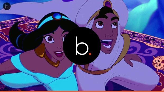 Vídeo: Disney está bronzeando atores para serem figurantes em Aladdin