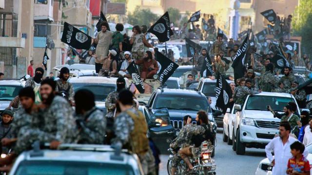 La guerra contra el Estado Islámico