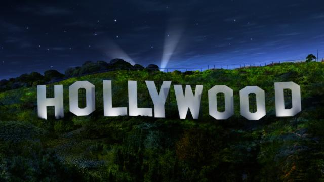 Hollywood triunfa en Washington