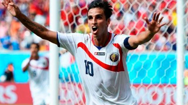 Bryan Ruíz, el tico maravilla podría llegar a la Liga MX