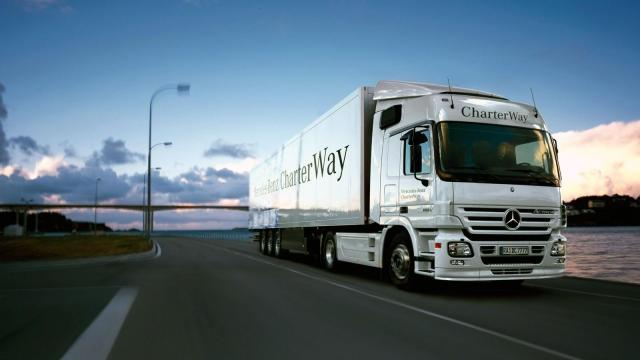 La respuesta nacional al peaje de vehículos pesados es necesaria