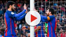 VIDEO: Messi se carga al traidor del vestuario del Barça