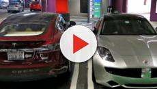 Tesla to get competion from Fisker in E-Car market