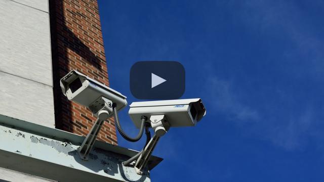 CES: ¡Esta cámara de seguridad mira hacia otro lado cuando llegas a casa!