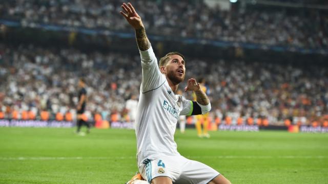 Diferencias entre el desnudo Interviú de Sergio Ramos y ahora