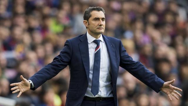 Valverde dice: ¡El modelo del Barça sigue siendo el mismo de siempre!