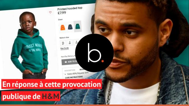 "Buzz H&M: Des alternatives proposées par un artiste de la ""Jungle"""
