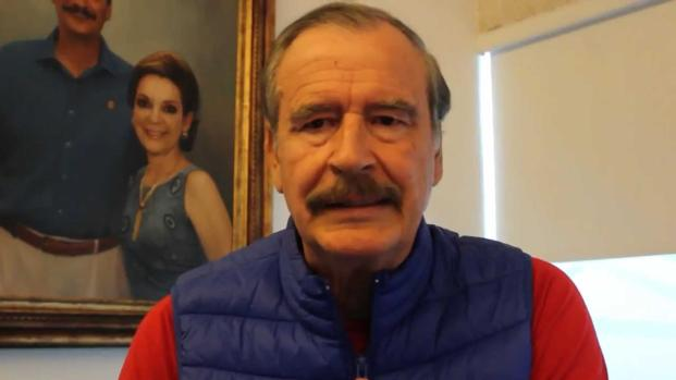 Vicente Fox traite Donald Trump de raciste !