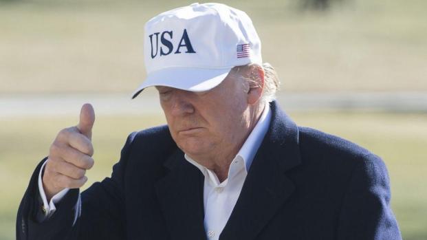 Donald Trump a enfin passé sa visite médicale