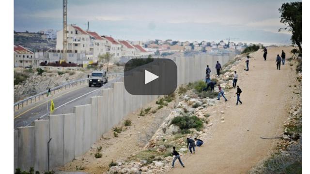 Dos adolescentes palestinos muertos en enfrentamientos con tropas israelíes