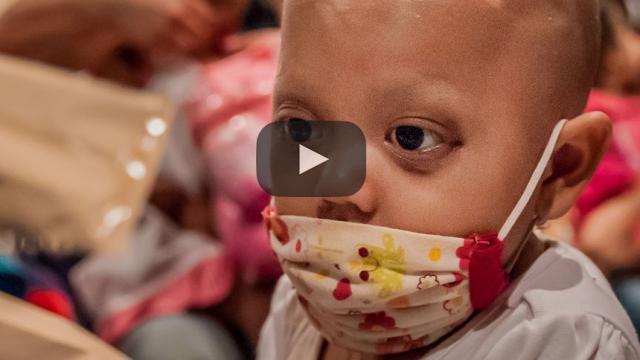 ¡El juguete de Aflac para niños que enfrentan cáncer!