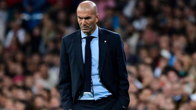 Zinedine Zidane dice: contrato del Real Madrid 'no significa nada'