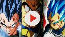Vegeta will awake the Super Saiyan Blue final transformation