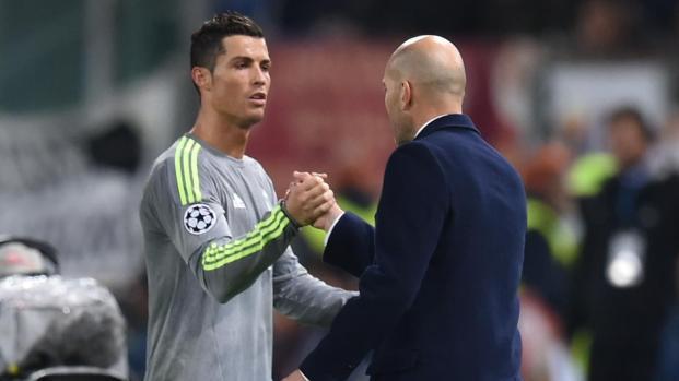Zidane souhaite voir un grand Real face au PSG !