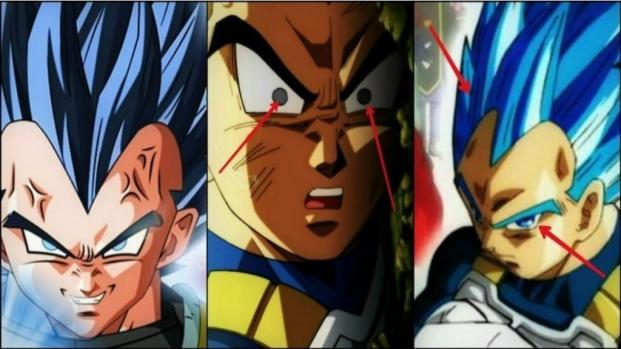 Vegeta will awake the Super Saiyan Blue final transformation