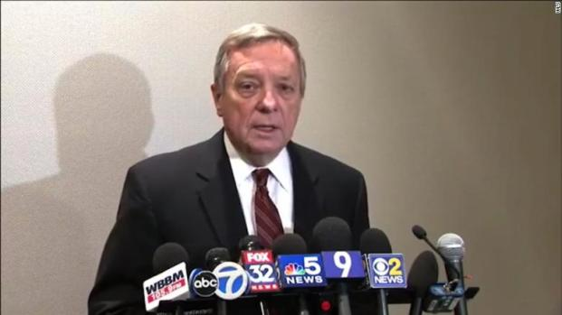Democrat Dick Durbin has a history of lying, conservative news site claims