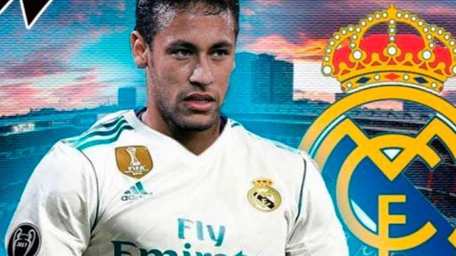 DE LOCOS: La cantidad que ofrece el Real Madrid por Neymar