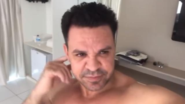 Assista: Eduardo Costa termina o namoro com Victória Valim