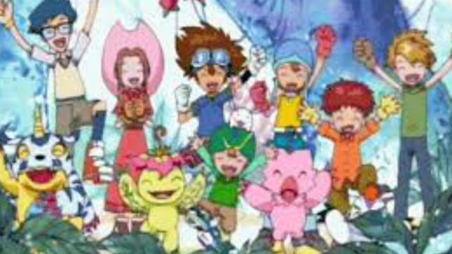 """La batalla de Los Niños Elegidos Vs Los Amos Oscuros """"Digimon"""""""